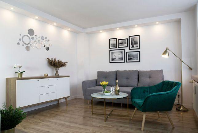 Bon Turystyczny Apartament Sea View Gdynia 36m2 do 4 osób