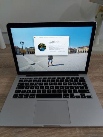 MacBook Pro (Retina 13 polegadas, início de 2015) Modelo A1502