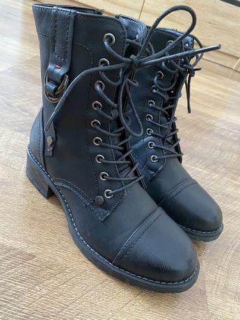 Cieplutkie buty
