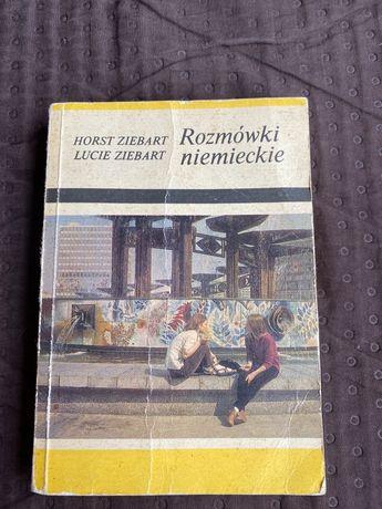Rozmówki niemieckie, Horst i Łucie Ziebart