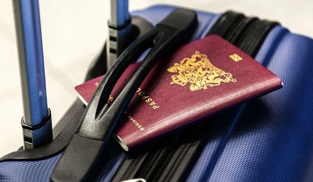 Паспорт гражданина Европейского союза с миграционной компанией