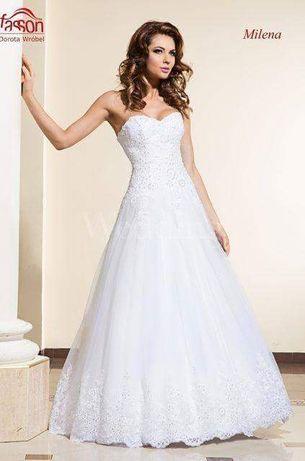 Suknia ślubna Fasson