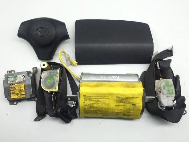 conjunto airbags toyota rav4