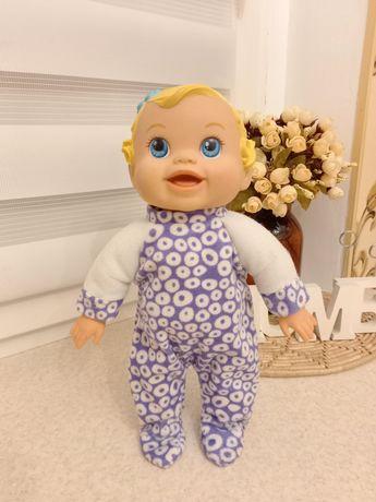 Интерактивная куколка беби алив, baby alive, hasbro