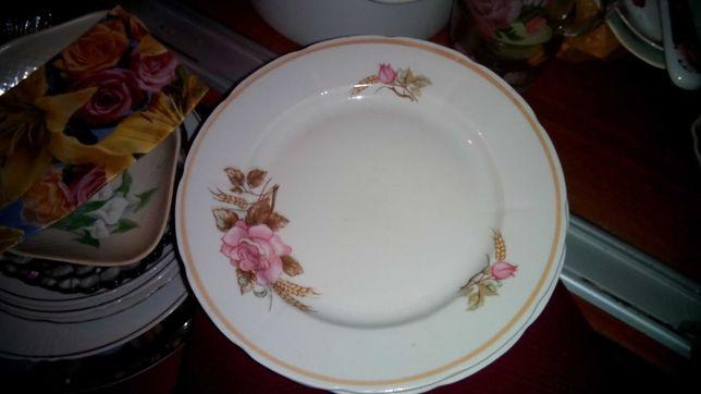 Посуда тарелки ссср
