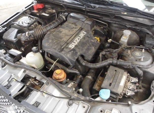 Motor Suzuki Grand Vitara 1.9DDis 130cv F9Q F9Qb2 Caixa de Velocidades Automatica + Motor de Arranque  + Alternador + compressor Arcondicionado + Bomba Direção