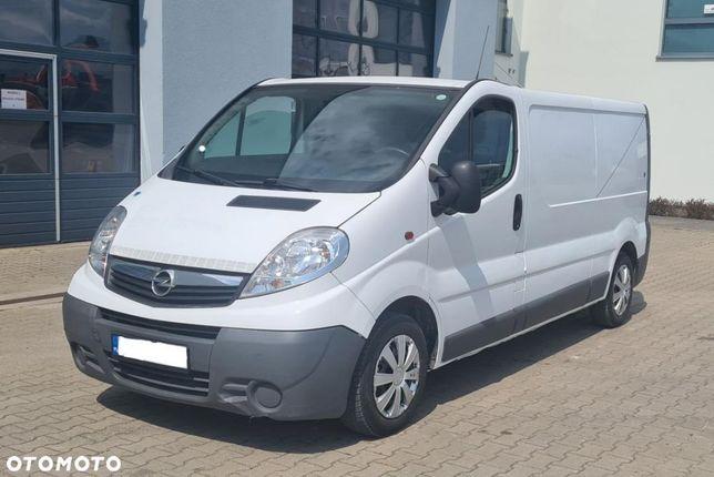 Opel Vivaro  zadbany wersja long