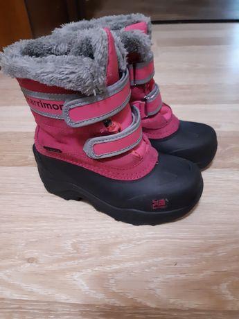 Сапоги (ботинки)зимние на девочку.сноубутсы Kerrimor