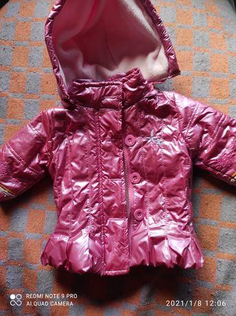 Весняна курточка для вашої принцеси