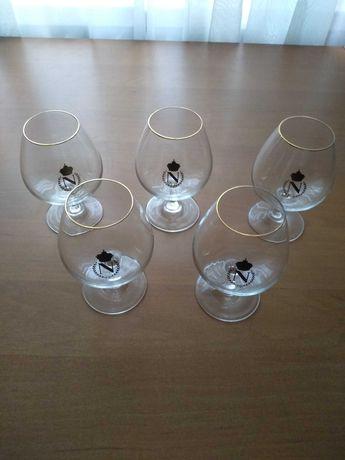 Бокалы (чешское стекло)