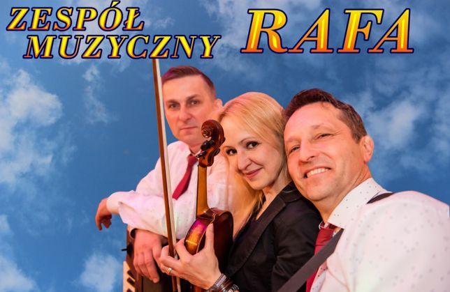Zespół muzyczny RAFA - Jasło, Zespół na Twoje wesele, dancing, zabawę.