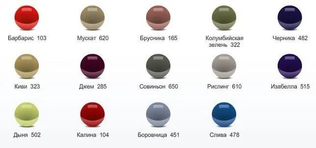 Бампер ваз 1118 1119 1117 цвет рислинг слива калина боровница ЗАВОД