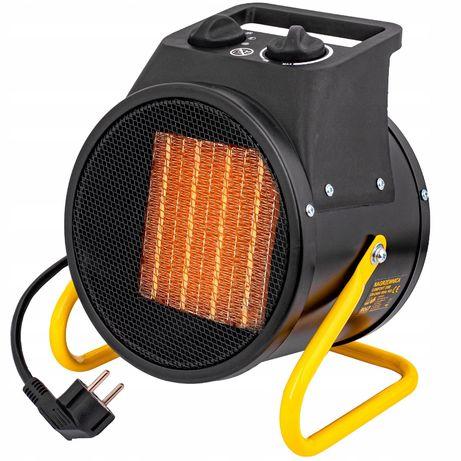 Nagrzewnica elektryczna grzejnik farelka 3,5 kW (BUD92)