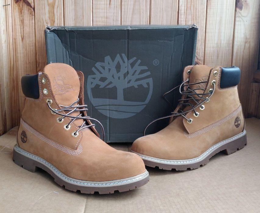 Кожаные водонепроницаемые ботинки Timberland Premium Vibram Primaloft Киев - изображение 1