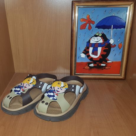 Босоножки, сандали, сабо, кроксы