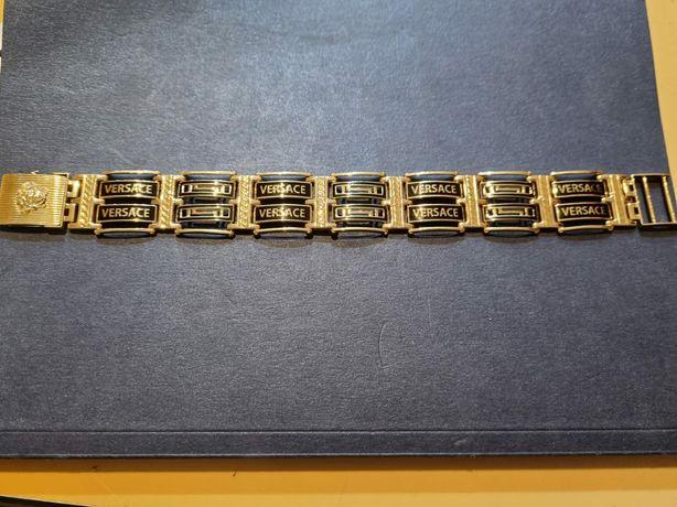 Bransoletka Versace Złota 585