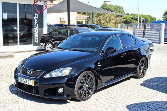 Lexus IS F 5.0 V8