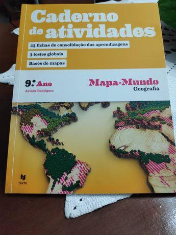 Caderno de atividades geografia 9º