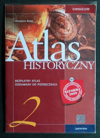 Atlas historyczny cz.2.