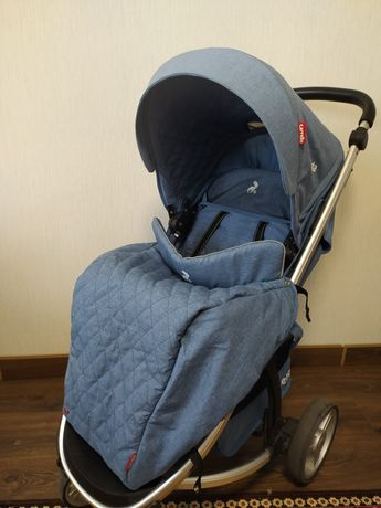 Carrello vista / дитяча коляска