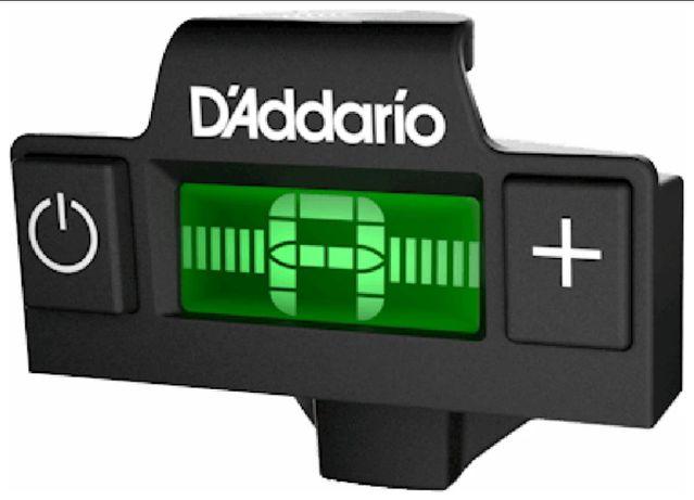 Tuner stroik chromatyczny gitara bas Daddario mini PW-CT-15