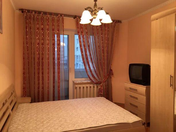 Трёхкомнатная квартира на Тополевой