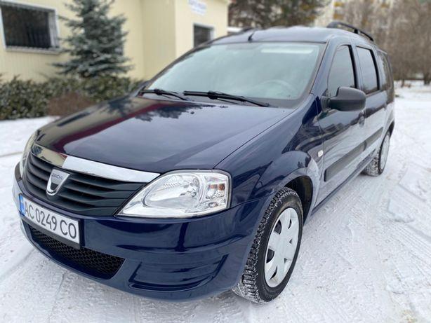Dacia Logan MCV GAZ