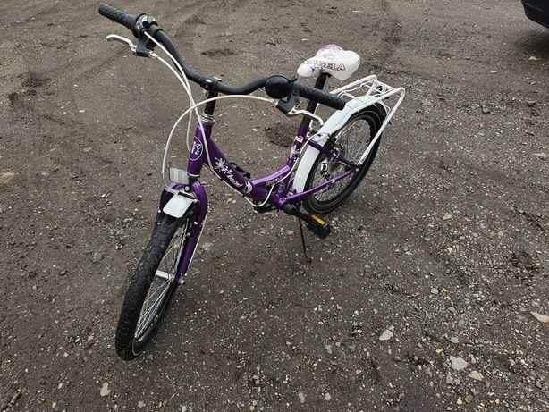 Rower dzieciecy malo uzywany koła 20''