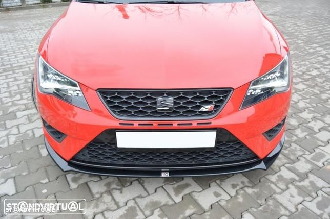 Spoiler Frontal Seat Leon III Cupra/FR