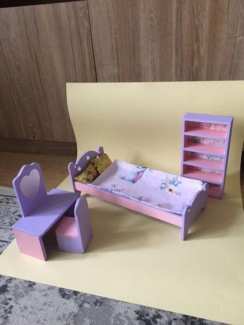 Мебель для Барби, кукол Барби. Кукольный домик