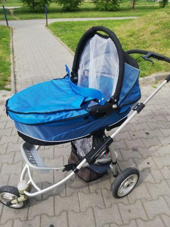 Wózek 2w1 Quinny Speedy sportowy/do biegania