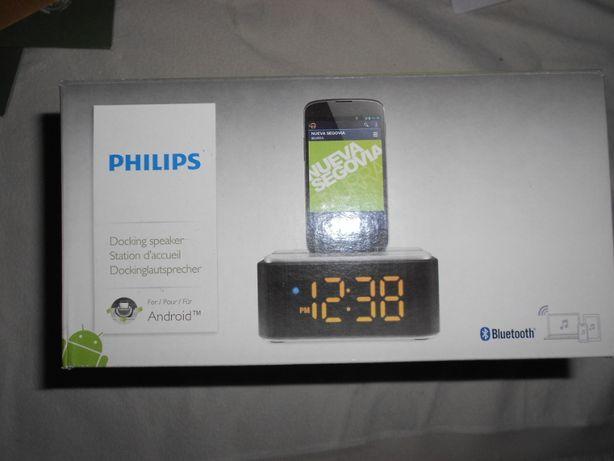 Despertador Relogio Philips AS130 Bluetooth