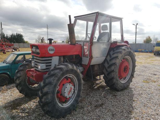 Massey Ferguson 1080 Napędy 4x4. 90km Ciągnik rolniczy. Zamiana.