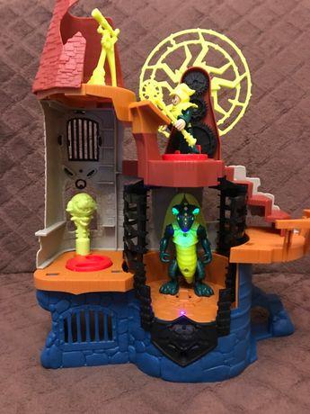 Wieża Czarnoksiężnika Imaginext Fisher Price, jak nowe,idealny prezent