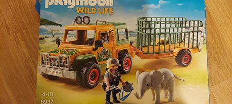 Playmobil Wild Life, słoń zestaw 6937