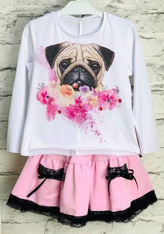 NOWE bluzeczki i spódniczki
