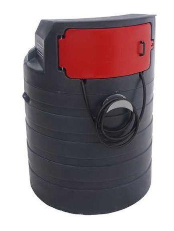 Zbiornik na paliwo dwupłaszczowy 1500L MD MX