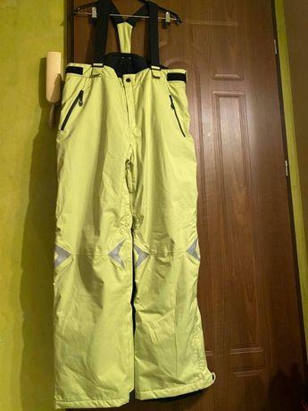 spodnie narciarskie C&A
