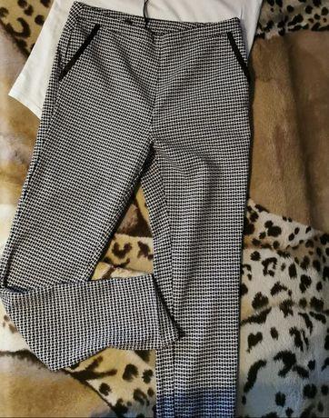 Spodnie xs pepitka/lub sprzedam