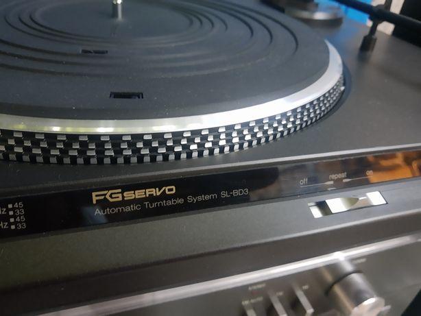 Gramofon Technics SL-BD3