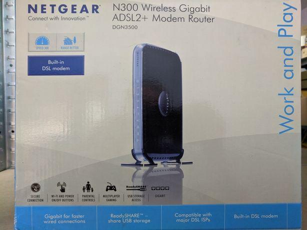 Router NETGEAR N300 DGN3500 ADSL2+