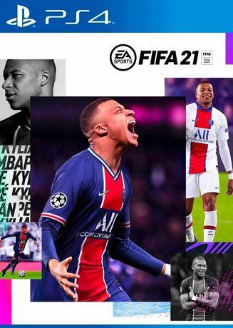 Vendo jogo PS4 Fifa 21