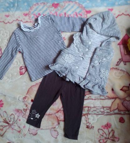 Одежда для девочек джинсы кофта боди реглан колготки спортивный костюм