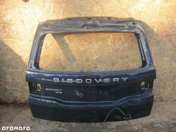 Klapa tył tylna Land Rover Discovery Sport 15-