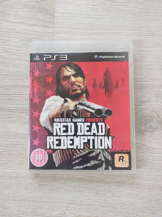 Red Dead Redemption PS3 Parczew - image 1