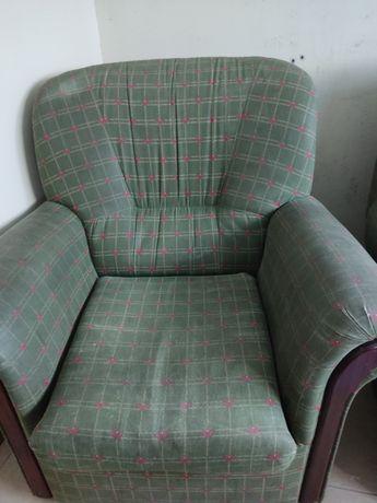 Sofás cor verde para venda