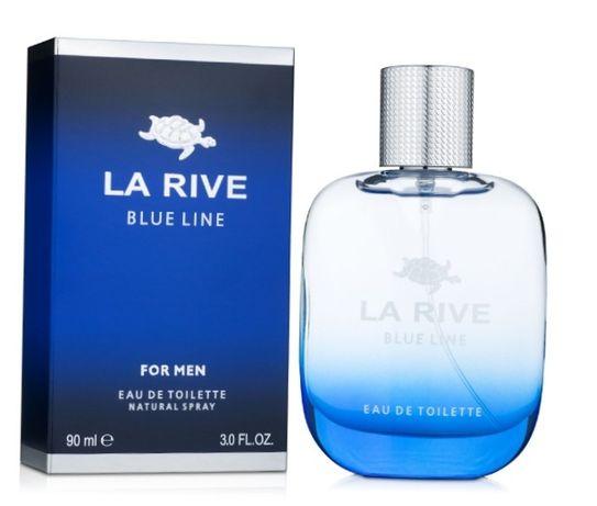 Мужская туалетная вода La Rive Blue Line 90ml.