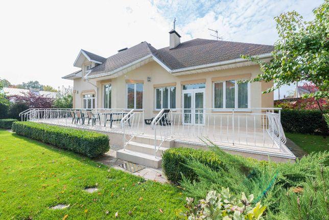 Продам готовый дом на Чайке, с шикарным участком. Построен для себя
