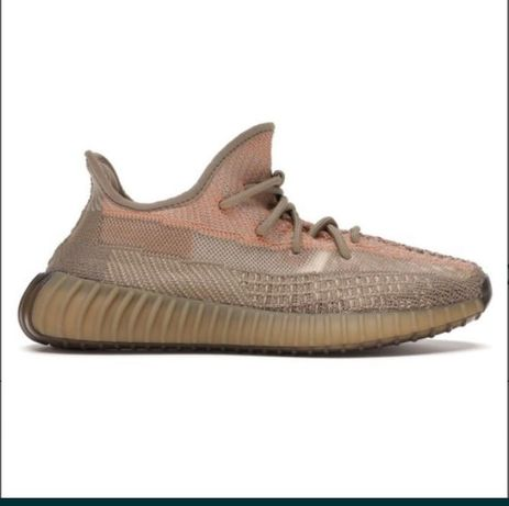 Yeezy 350 v2 sand taupe