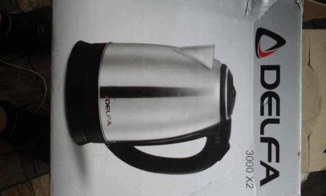 Электрочайник Delfa 3000 X